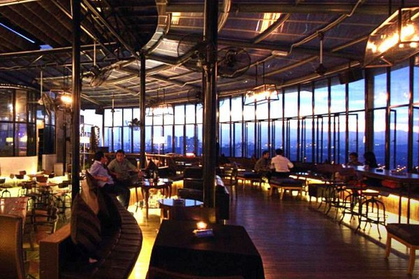 The Roof - 16 of The Best Bars to Check Out in Kuala Lumpur for 2020!